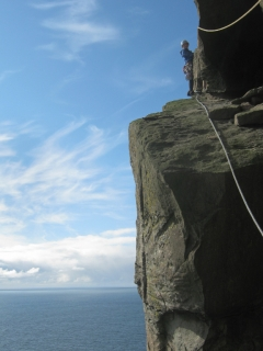 Pitch 9, The Nose, Nebbifield, Foula